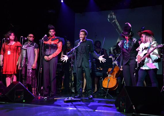 Youth Performance at OUTMUSIC Awards