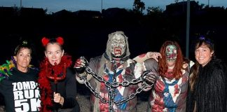 "Zombies to Invade Henderson on Oct. 20; ""Zombie Run 5K"" Participants Encouraged to Run in Costume"