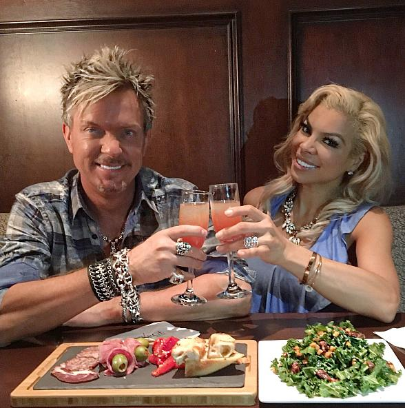 """Zowie Bowie's Chris Phillips and Nieve Malandra Live """"The Made Experience"""" at Triple George Grill and The Mob Museum"""