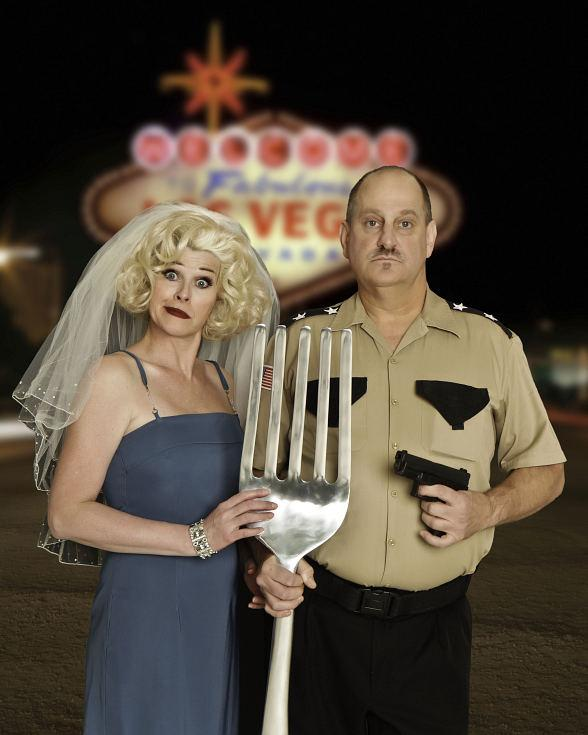Marriage Can Be Murder Takes a Stab at Preventing Heart Disease with Donation to American Heart Association Las Vegas