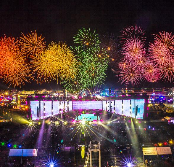 Insomniac Reveals 20 New Additions for Electric Daisy Carnival's 20th Anniversary in Las Vegas