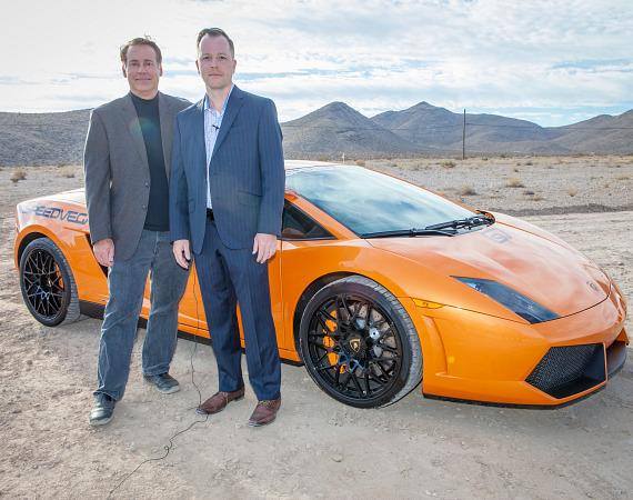 New Next Year: SpeedVegas Track to Open March 2016