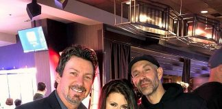 Actress Cerina Vincent Visits the D Las Vegas