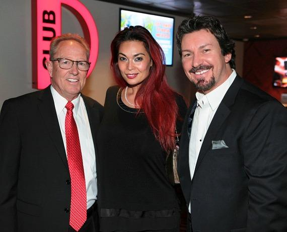 Celebrity Sightings at the D Casino Hotel During NYE Weekend