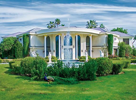 Wayne Newton's Legendary Casa de Shenandoah opens to the public Sept. 18