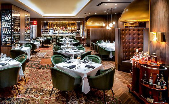 Andiamo Italian Steakhouse to Host Decadent Mother's Day Brunch, May 12
