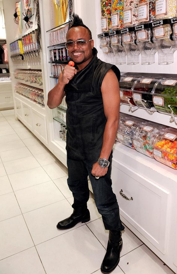 apl.de.ap with a signature Sugar Factory Couture Pop