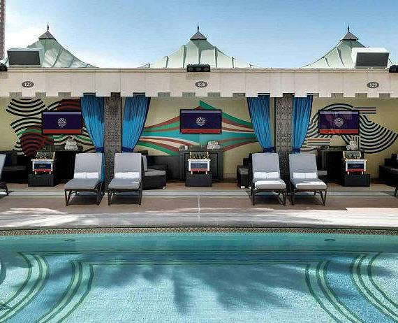The Aquatic Club at The Palazzo Las Vegas Adds Thursday Dates to Its Summer Schedule