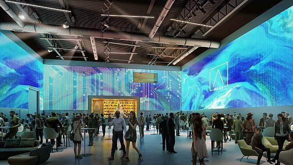 AREA15, Immersive Entertainment, Retail Destination Opening This December, to Offer Las Vegas' Most Distinctive, Special Events Space