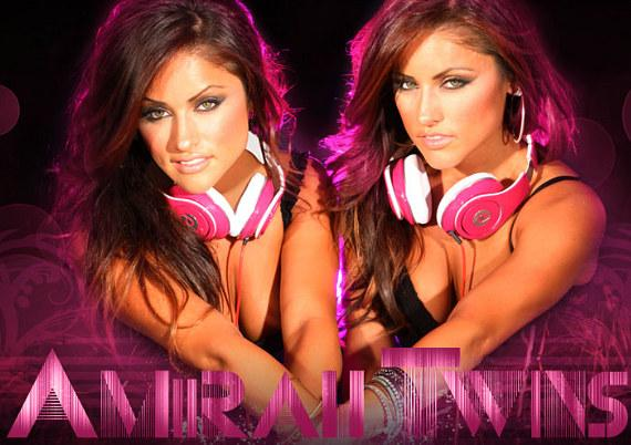 Amiirah Twins to DJ at Sapphire Las Vegas Friday, August 22 and at Sapphire Pool & Day Club Saturday, August 23