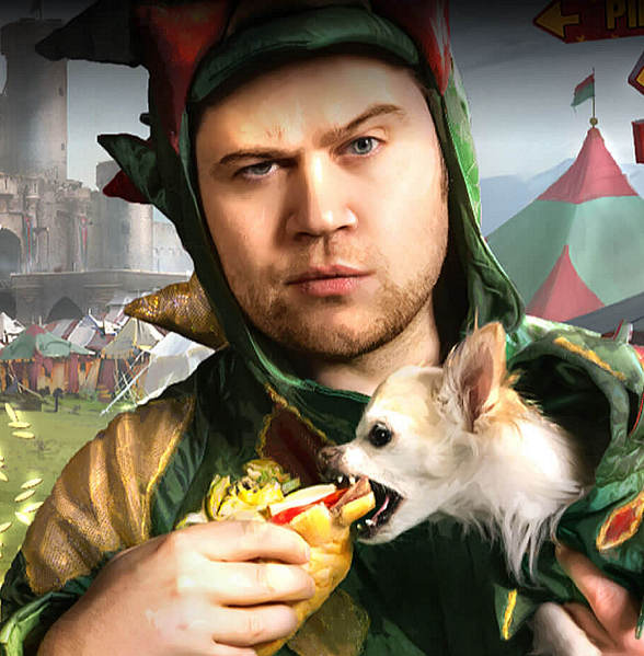"Piff the Magic Dragon to Present Third Annual Piffmas Piff-Tacular ""Piffmas at Piffany's"" at Flamingo Las Vegas December 4–30"