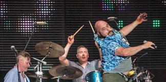 Barenaked Ladies Bring Down the House at the Downtown Las Vegas Events Center