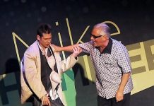 """Comedy Magician Mike Hammer to Appear on Storage Wars Star Barry Weiss' New Show """"Barry'd Treasure"""" on A&E April 29"""