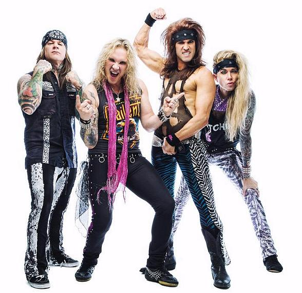 """House of Blues Welcomes Steel Panther with Brand New Show """"Sunset Strip Live!"""" Dec. 29, 2017"""