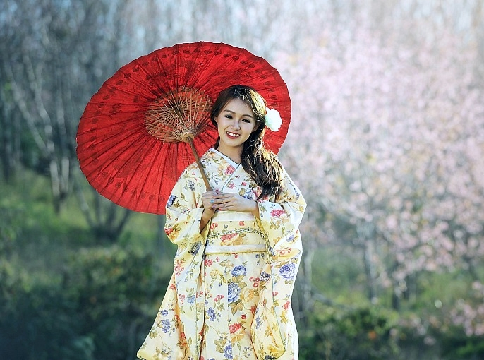 Quick Guide on How to Style Your Kimono