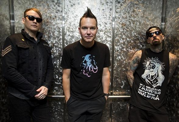 Blink-182 with A Day to Remember, All American Rejects & DJ Spider at The Joint at Hard Rock Hotel July 23