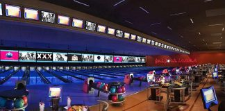 Enjoy New Year's Eve with a Cosmic Bowling Party at Four Station Casinos Bowling Centers