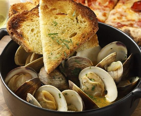 FIVE50 Pizza Bar – Wood Fired Clams