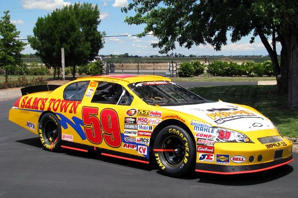 Fensler Headed to Bullring at LVMS's NASCAR K&N Series West O'Reilly Auto Parts 200 June 11