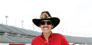 Richard Petty Meet and Greet at Race Sports & Book at The Cosmopolitan of Las Vegas March 4