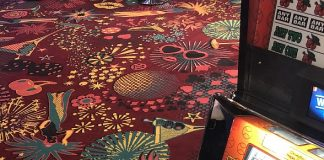 The Plaza Hotel & Casino Upgrade: A One-Of-A-Kind Las Vegas Casino Carpet