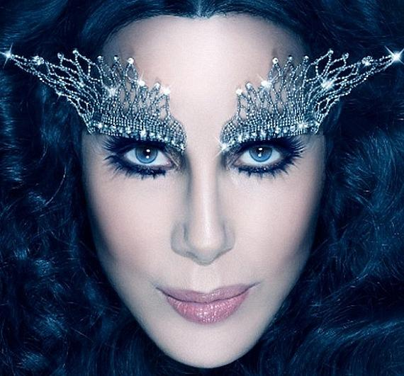 """Cher in """"Dressed to Kill Tour"""""""