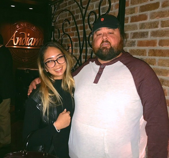 Chumlee of