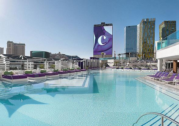 The Cosmopolitan of Las Vegas Turns up the Heat This Pool Season with Distinct Daylife Experiences