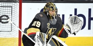 Vegas Golden Knights Goaltender Marc-Andre Fleury Named to 2019 NHL All-Star Weekend