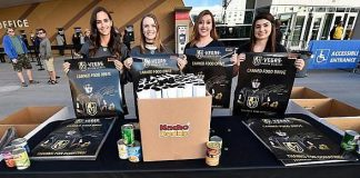 Vegas Golden Knights Announce Food Drives in Initiative to Fight Hunger