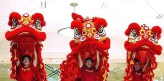 Fashion Show and Grand Canal Shoppes at The Venetian and The Palazzo Las Vegas to Celebrate Year of the Dog with Opening Ceremony, Ribbon Cutting, Fan Dance & More