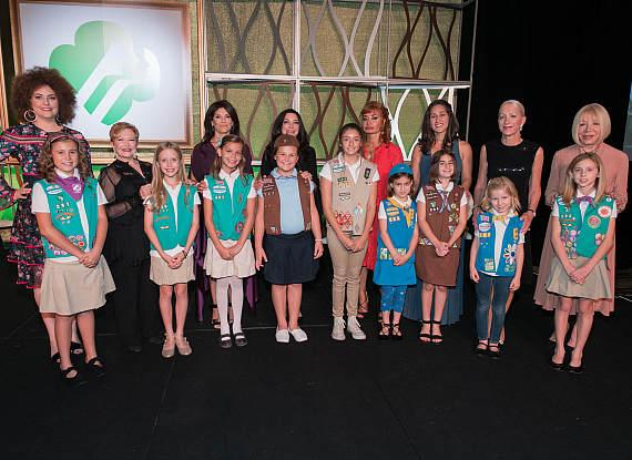 """Girl Scouts of Southern Nevada's """"Dessert Before Dinner"""" Gala Names 2017 Winners"""