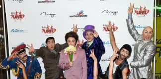 The Beatles LOVE by Cirque du Soleil Celebrates 50th Anniversary of The Beatles' First and Only Appearance in Las Vegas