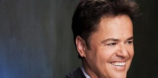 """Donny Osmond to Celebrate Recent Release of 60th Album """"The Soundtrack of My Life"""" with CD and Poster Signing at Flamingo Las Vegas"""