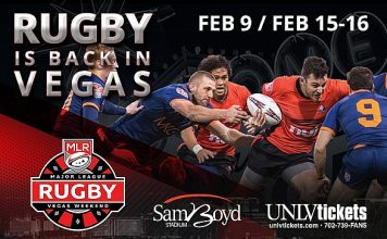 Emersion Sports & Entertainment and Clark County School District Host Adopt-A-Country Rugby Clinic for Major League Rugby Vegas Weekend
