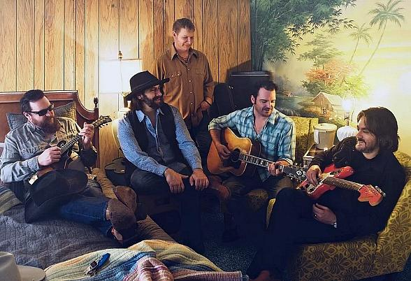 Reckless Kelly to Rock Gilley's Saloon, Dance Hall & Bar-B-Que At Treasure Island Las Vegas July 21