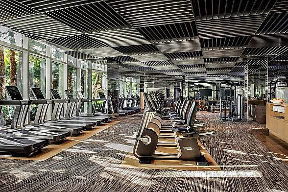 ARIA Resort & Casino Announces Major Upgrades to Fitness Center