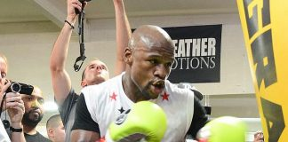 Floyd Mayweather Named Nevada Boxing Hall Of Fame Fighter Of The Year
