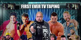 """3PW Live Pro Wrestling returns to Proving Ground Arena with """"TURBULENCE"""" on Friday, July 11, 2015"""