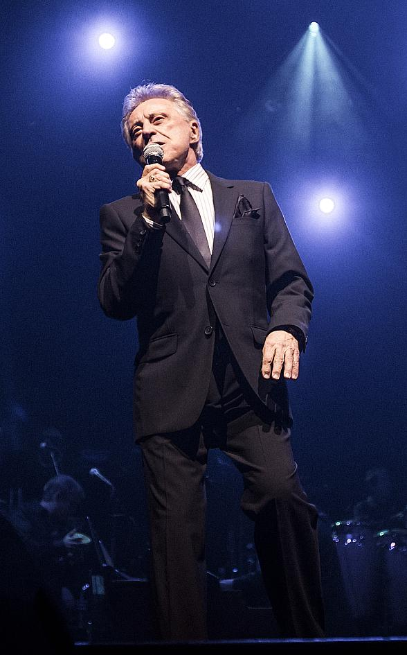 Frankie Valli & The Four Seasons Come to Las Vegas June 15 at The Smith Center for the Performing Arts