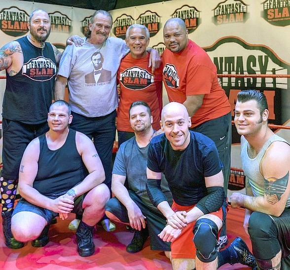 Fantasy Slam Pro Wrestling Fantasy Camp Now Offering Half Day Camps