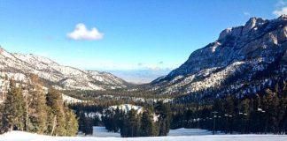 Las Vegas Ski & Snowboard Resort Opens for the Season Nov. 29