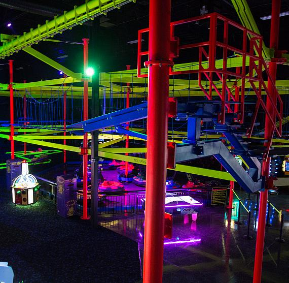 """Glowzone Las Vegas Partners with Boys and Girls Clubs of Southern Nevada to Host """"Adult Night"""" Fundraiser on Feb. 22"""