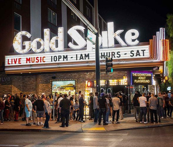 """Gold Spike Hosts Enter-to-Win Online Sweepstakes for 3-Day Vip Tickets to 2017 """"Life Is Beautiful Festival"""" in Las Vegas"""
