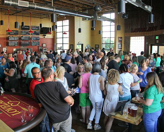 More Than 250 Guests Support Girl Scouts of Southern Nevada at Inaugural Cookies & Kegs Event