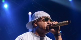 LL Cool J performs at The Joint at Hard Rock Las Vegas