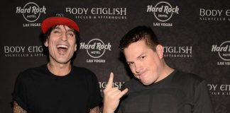 Tommy Lee and DJ Aero Perform Live DJ Set at Body English Nightlclub & Afterhours