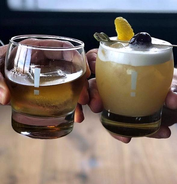 Treat Your Dad to Eureka! This Father's Day – All Dads Will Receive a Complimentary Engraved Whiskey Glass with Any Whiskey Cocktail
