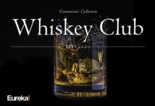Eureka! Launches Monthly Whiskey Club
