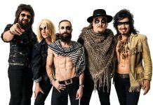 House of Blues Welcomes Moderatto XV April 3, 2017